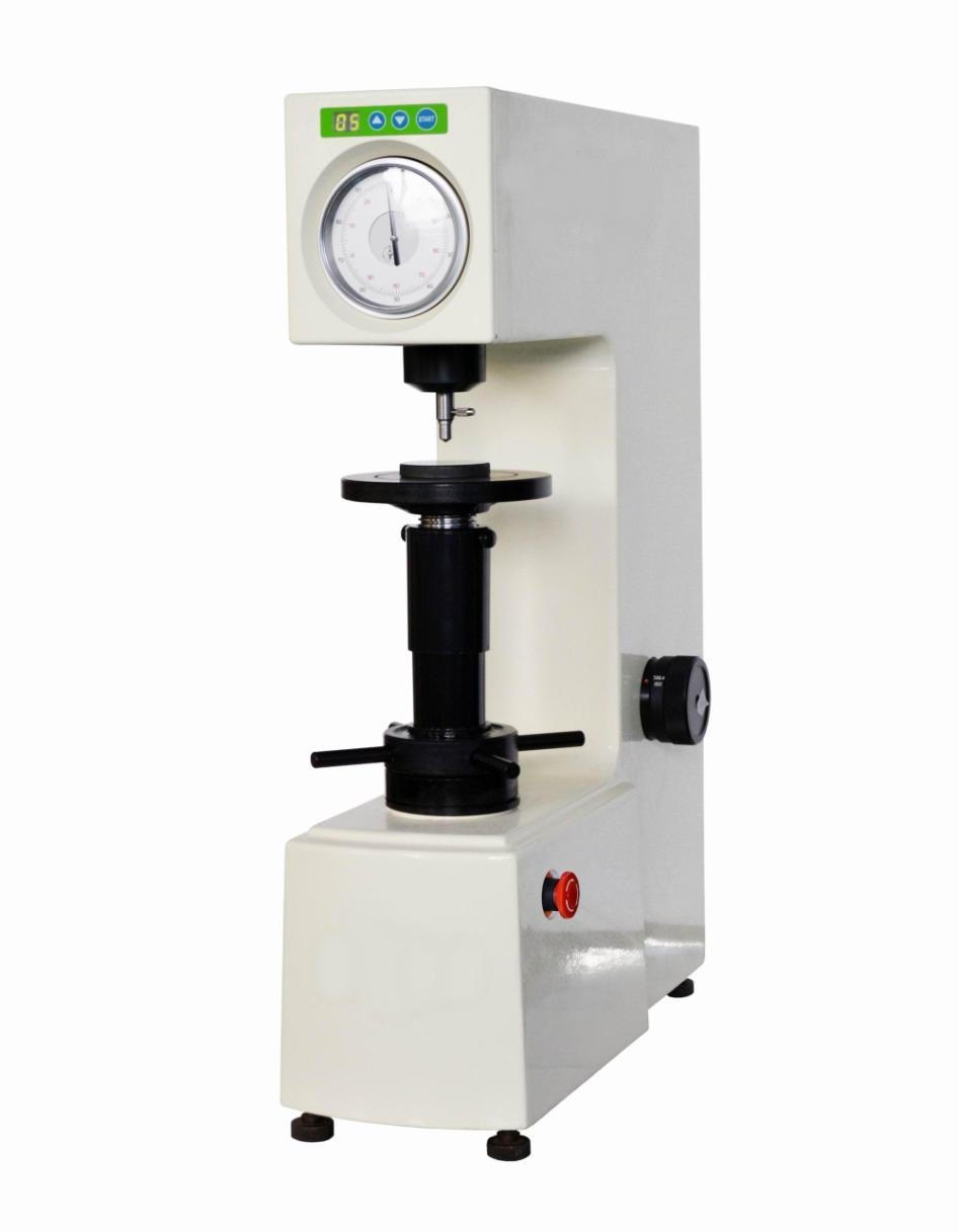 THR-M Motorized Rockwell Hardness Tester